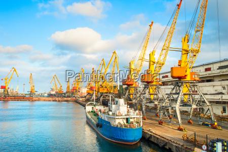 odessa commercial port ukraine