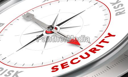 security management concept