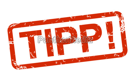 red stamp tipp