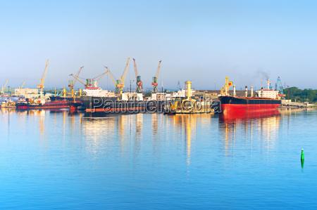 chornomorsk formerly ilyichevs sea port