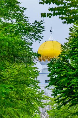 tempel golden baustil architektur baukunst goldgelb