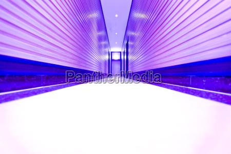 bright passageway