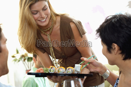 hostess angebot kanapees