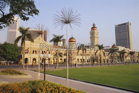 sultan abdul samad building formerly the