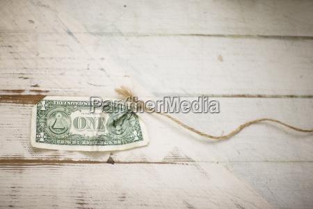 us dollar rechnung bis ende ein