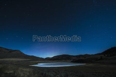blau fahrt reisen nacht nachtzeit dunkelheit