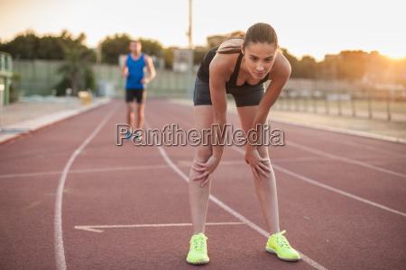 frau gesundheit sport wohlbefinden wohlergehen weiblich