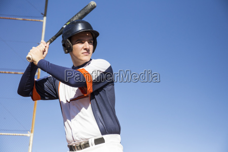 batter ready to hit the ball