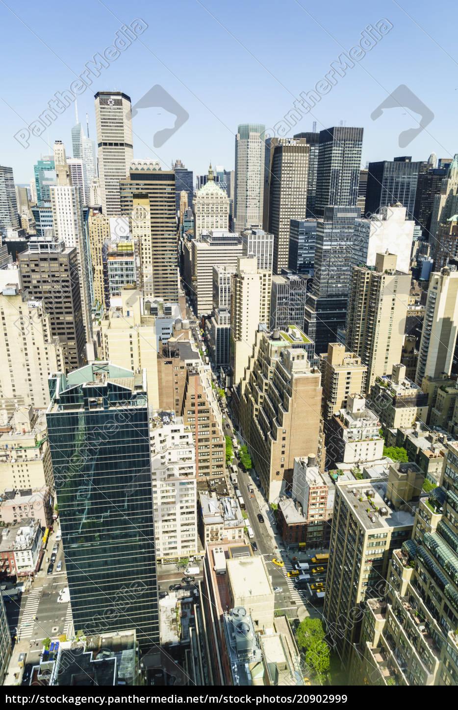manhattan, canyons, new, york, city, vereinigte, staaten, von - 20902999