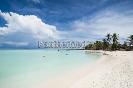 white sand and turquoise water in