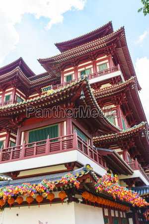 buddha tooth relic temple chinatown singapore