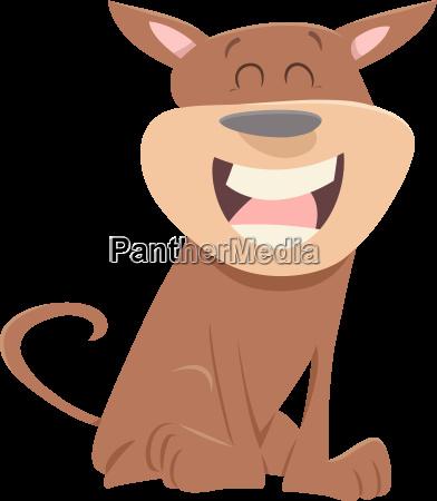 cartoon-hund, tiercharakter - 21051107