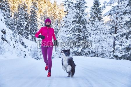 austria tyrol karwendel riss valley woman