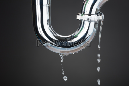 leakage of water from pipe