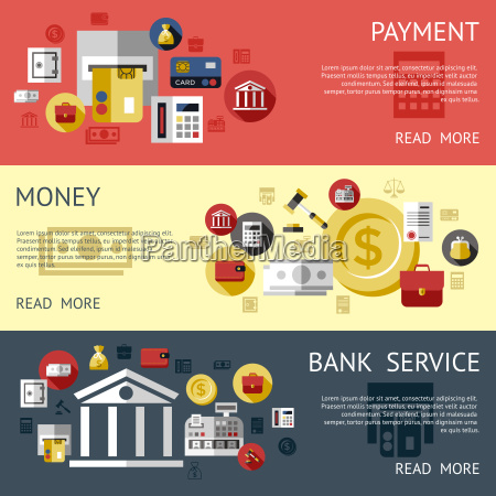 digital vector red yellow black business